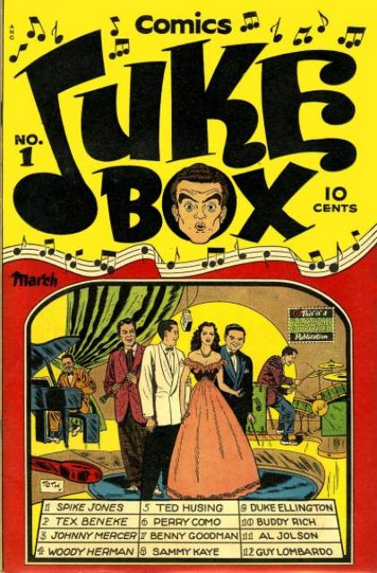 Juke Box Comics