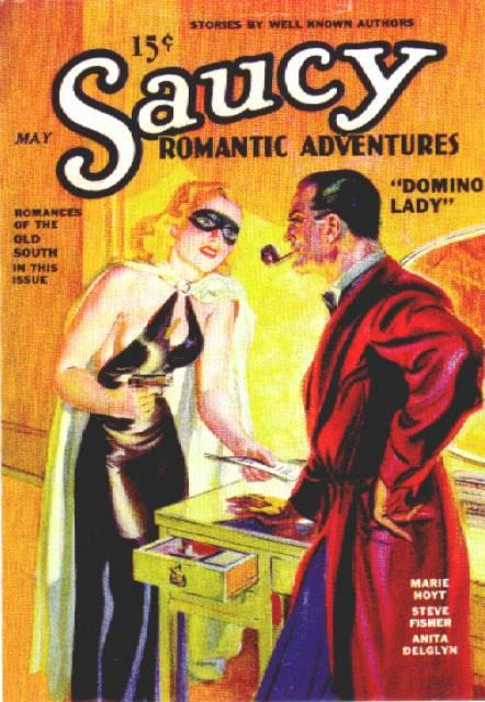 Saucy Romantic Adventures