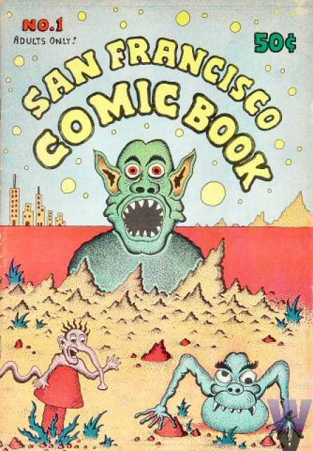 San Francisco Comic Book