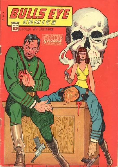Bulls Eye Comics