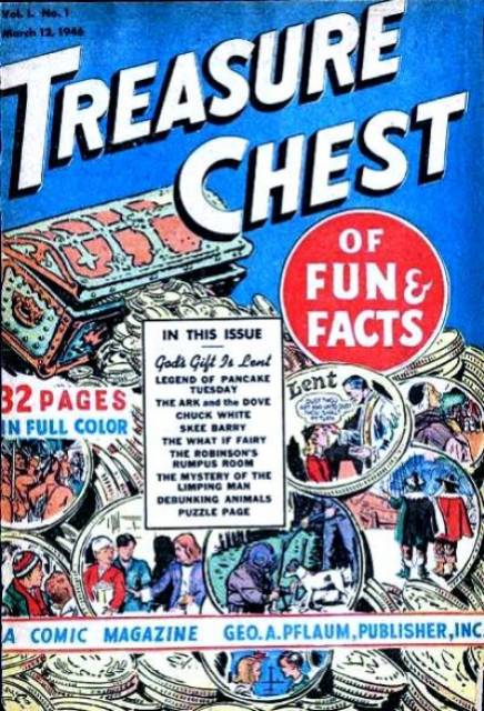 Treasure Chest of Fun & Fact