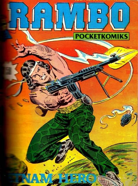 Rambo Pocketkomiks
