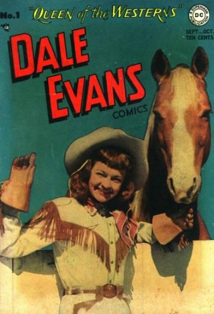 Dale Evans Comics