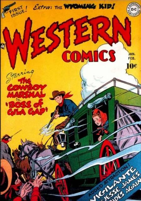 Western Comics