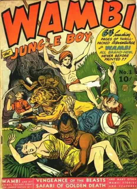 Wambi Jungle Boy