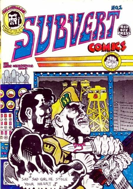 Subvert Comics