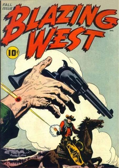 Blazing West