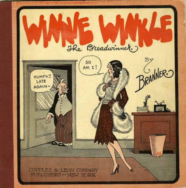 Winnie Winkle the Breadwinner