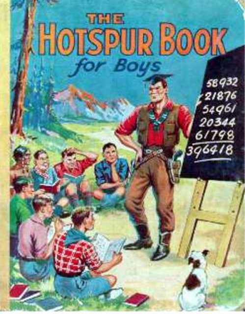 The Hotspur Book For Boys