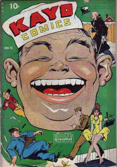 Kayo Comics