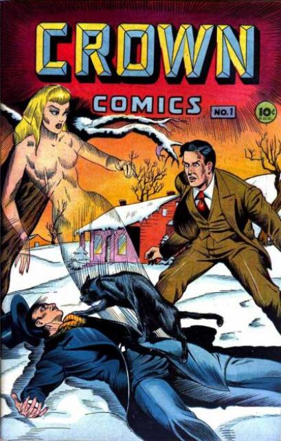 Crown Comics