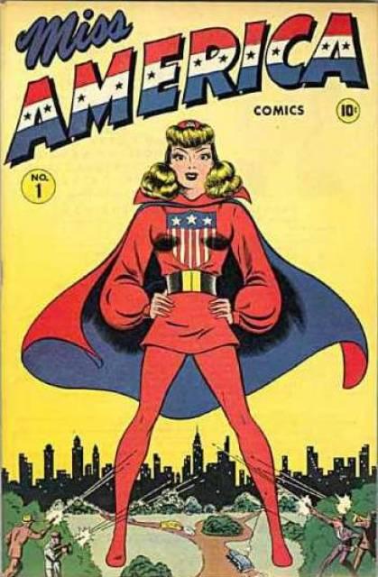 Miss America Magazine