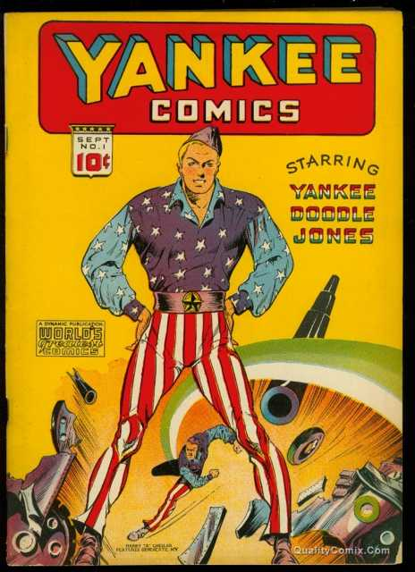 Yankee Comics