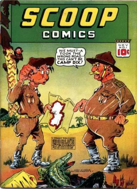 Scoop Comics
