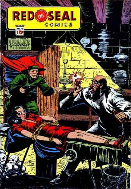 Red Seal Comics