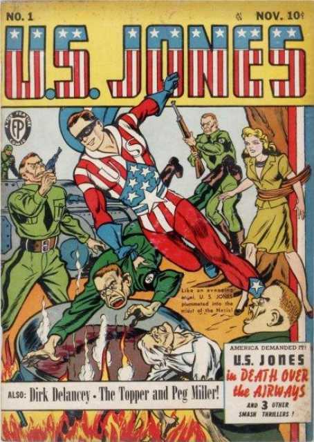 U.S. Jones