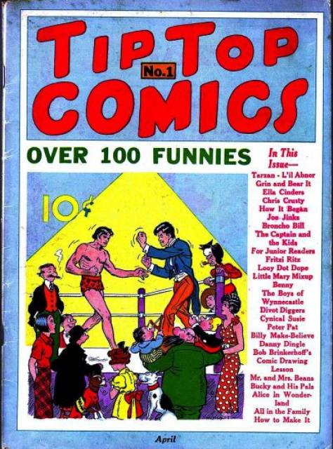 Tip Top Comics