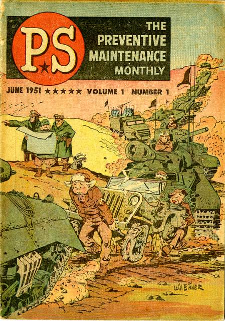 PS: The Preventive Maintenance Monthly