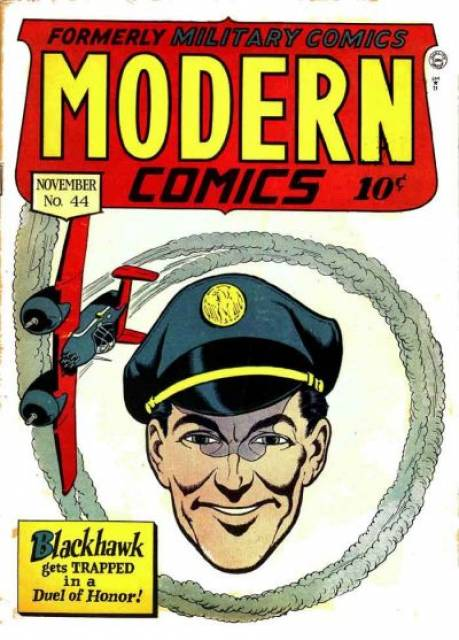 Modern Comics