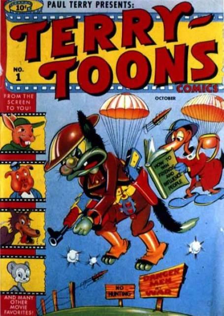 Terry-Toons Comics