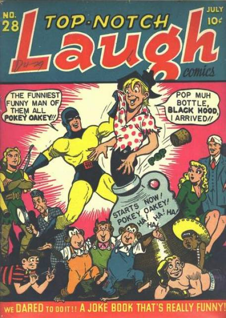 Top-Notch Laugh Comics