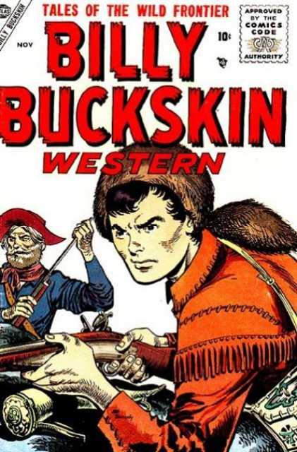 Billy Buckskin Western