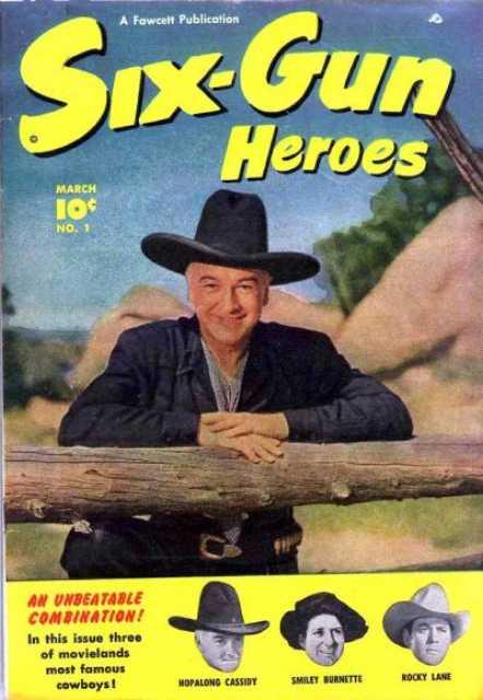 Six-Gun Heroes