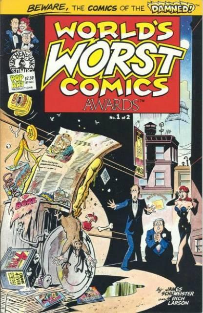 World's Worst Comics Awards