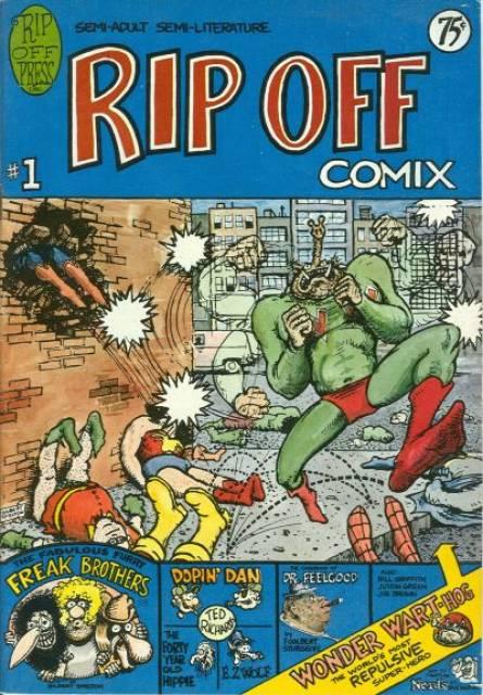 Rip Off Comix