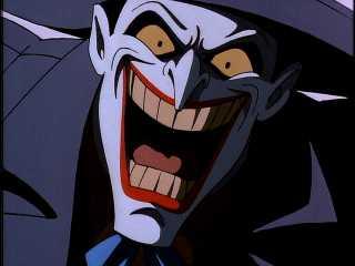 Joker in Batman: The Mask of the Phantasm