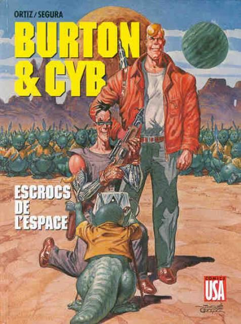Burton and Cyb