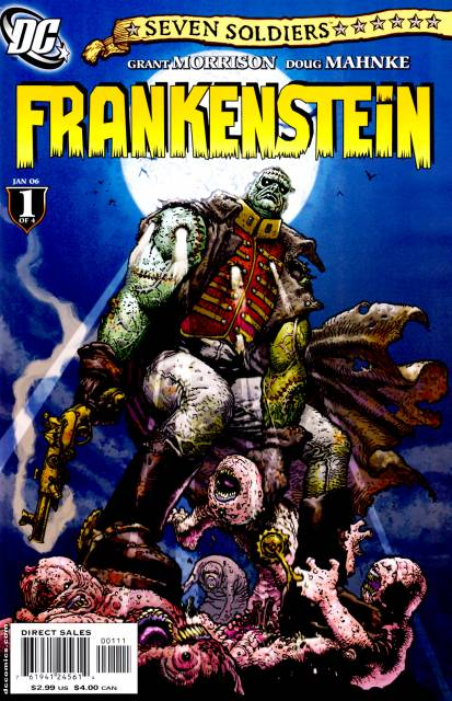 Seven Soldiers: Frankenstein