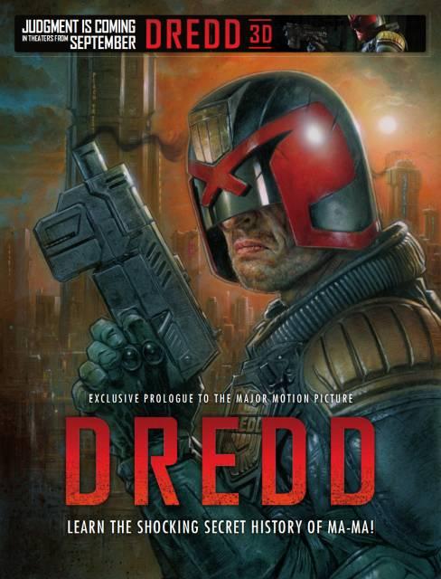Dredd - Prologue Comic