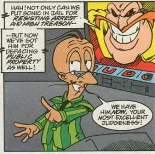 J.U.D.G.E. and Johnny Snively