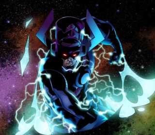 Galactus arrives in the Ultimate Universe