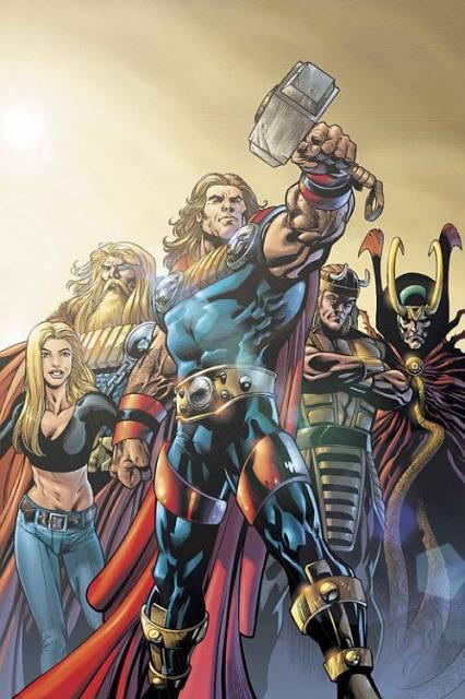 Magni - Son of Thor