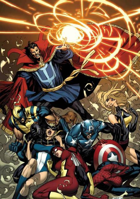 Who is the next Sorcerer Supreme?