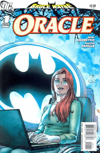 Bruce Wayne: The Road Home: Oracle