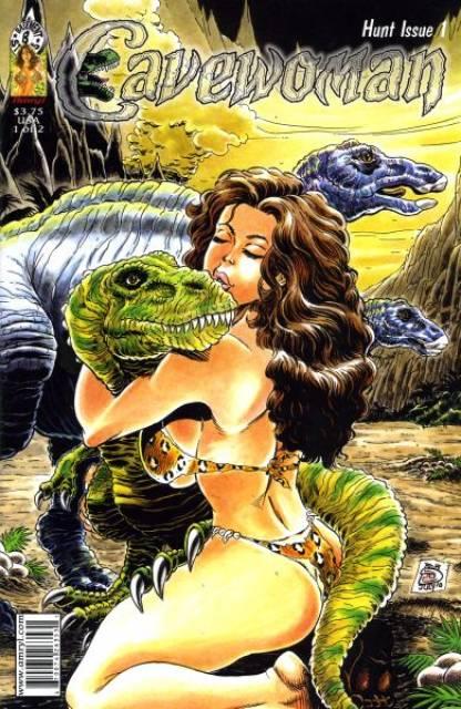 Cavewoman: Hunt
