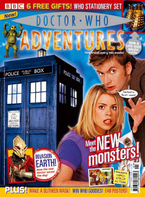 Doctor Who Adventures