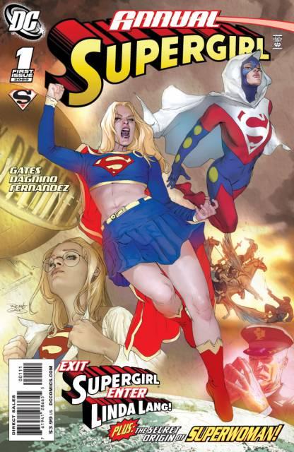 Supergirl Annual