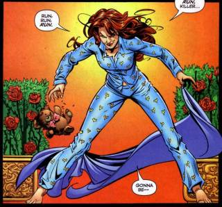 Reboot: The Thorn personality emerges
