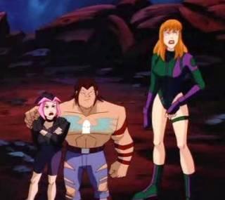 Gen 13 animated movie (1999)