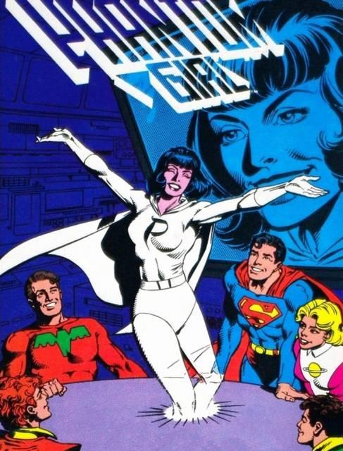 Original Phantom Girl