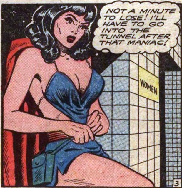 Fox Feature's Phantom Lady (1947-49)