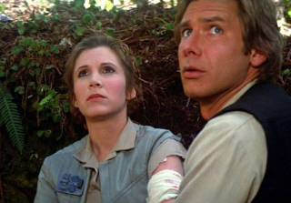 Watching the demise of the second Death Star
