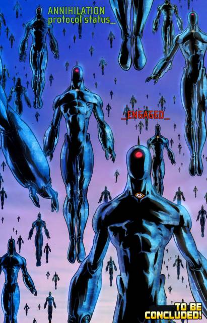 The Army of OMACs