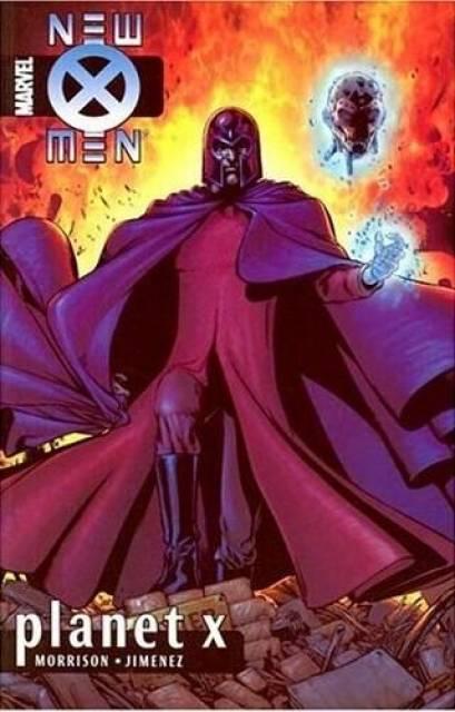 New X-Men: Planet X