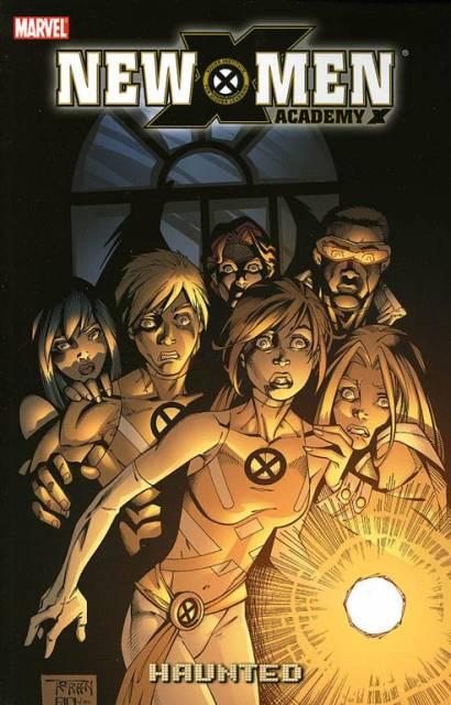 New X-Men: Academy X: Haunted
