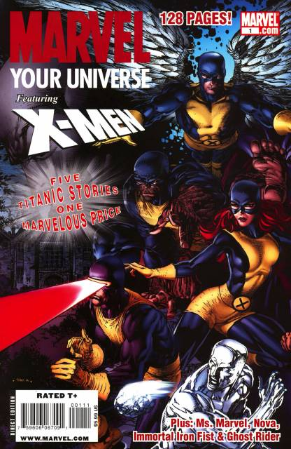 Marvel: Your Universe